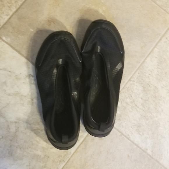Ryka Shoes | 11w Black Dress | Poshmark